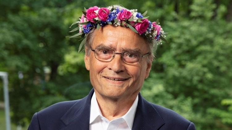 Arne Ljungqvist Foto: Mattias Ahlm/Sveriges Radio