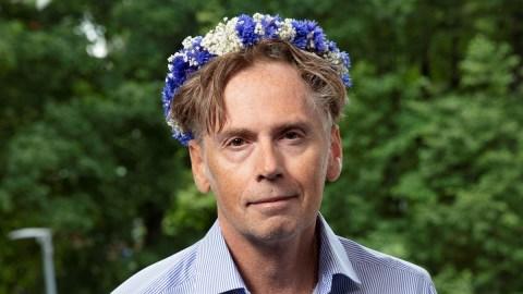 Stefan, pappa till Ebba Foto: Mattias Ahlm/Sveriges Radio