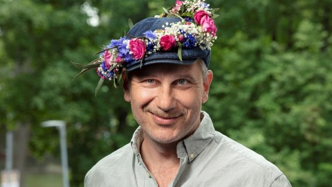Marko Lehtosalo - Markoolio Foto: Mattias Ahlm/Sveriges Radio