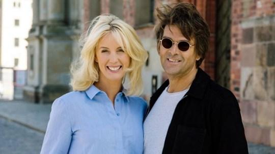 Jenny och Niklas Strömstedt, Foto: TV4