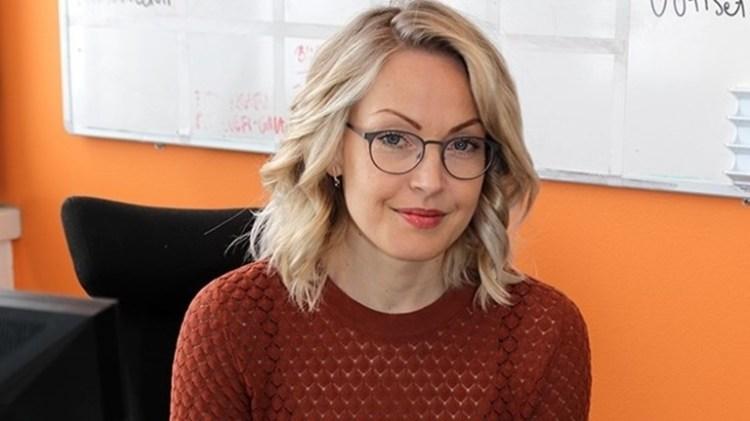 Sofia Taavitsainen Foto: Anna Thodenius / SVT
