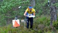 Tove Alexandersson, en av de svenska deltagarna i orienterings-VM som sänds i SVT i augusti. Foto: Malin Björkqvist/Skogssport