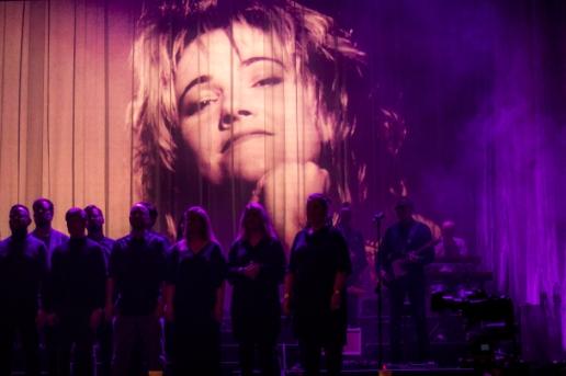 Marie Fredrikssons minneskonsert. Foto: Janne Danielsson /SVT