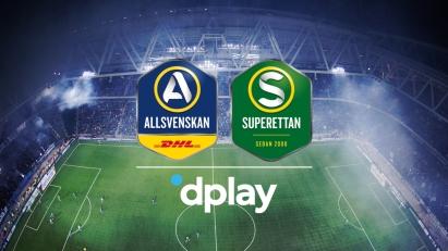 Allsvenskan Superettan Dplay
