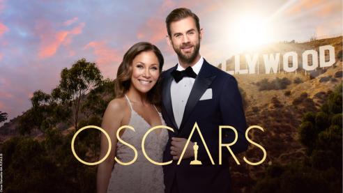 Oscarsgalan 2020  Upphovsrätt: Magnus Ragnvid/TV4